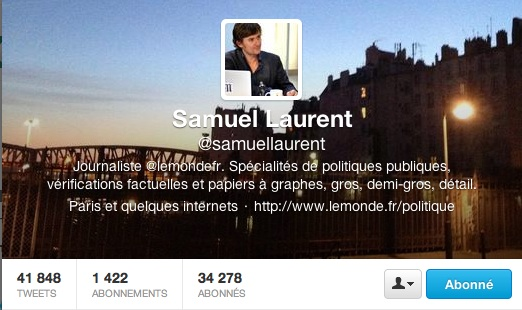 samuel laurent