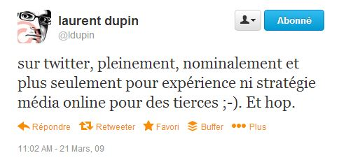 2009 mars L Dupin