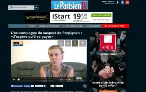 Les vidéos du Parisien TV sont visionnées par millions de personnes, chaque mois./ Capture d'écran