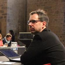 Yann Guegan, journaliste, formateur et consultant