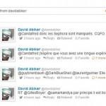 Webjournalistes : your first tweet ! Réflexions sur l'utilisation des archives Twitter