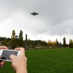 Un drone, plusieurs usages