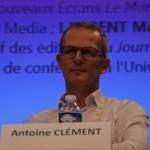 Antoine Clément  : «Priorité au direct» pour la chaîne et l'appli mobile