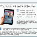 Ouest-France : «A 18 heures, appuyez sur la détente !»
