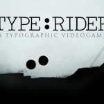 Le premier jeu vidéo typographique signé Arte