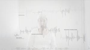 Les deux discours représentés par les deux pistes sonores
