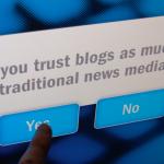Être ou ne pas être journaliste, telle est la question