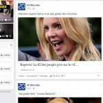 La titraille des articles sur les réseaux sociaux:  une manipulation ?