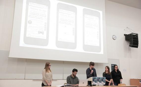 Défi appli mobile