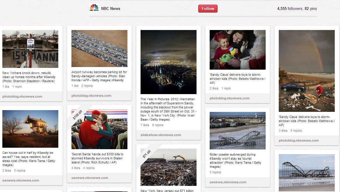 NBC news Hurricane