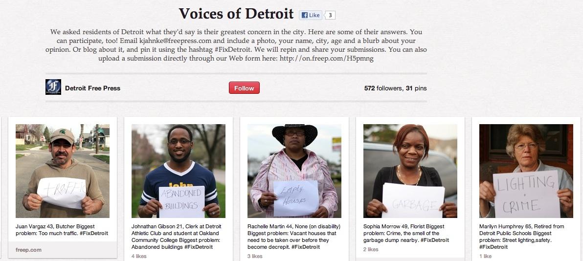 voice of detroit
