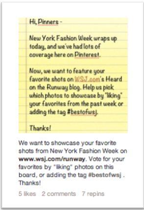 WSJ fashion week