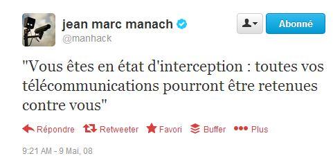 2008 mai Manach