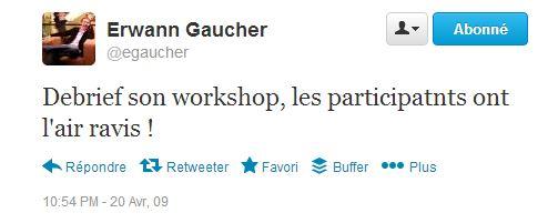 2009 avril Gaucher