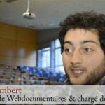 [Vidéo] Réaction d'Olivier Lambert, réalisateur de webdoc