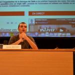 Nicolas Becquet, «homme orchestre» du journalisme