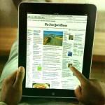 Les supports mobiles, nos nouveaux journaux