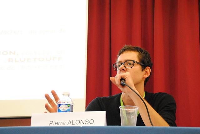 Pierre Alonso-rencontre hackers journalistes/AM