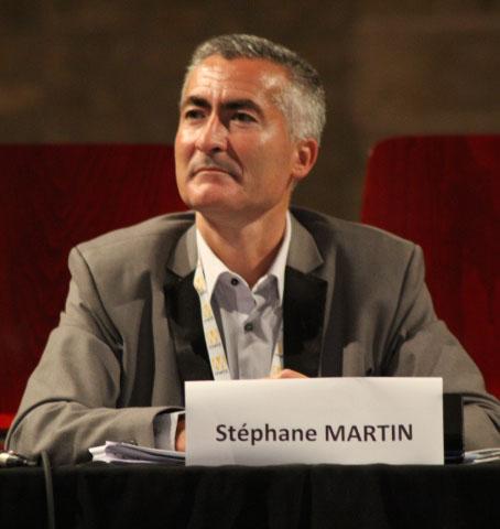 Stéphane Martin