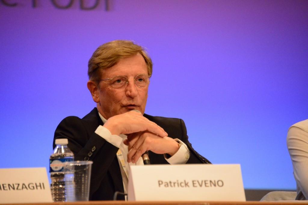Patrick Eveno est un universitaire français, spécialisé dans l'histoire des médias. Crédit photo : Obsweb.