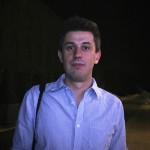 Simon Lambert, vainqueur du 1er prix du diaporama sonore
