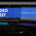 Immersive/Shorthand Social : scrollitelling simple et gratuit
