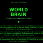 World brain: aux confins du «cerveau mondial»