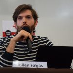 Julien Falgas et The Conversation France