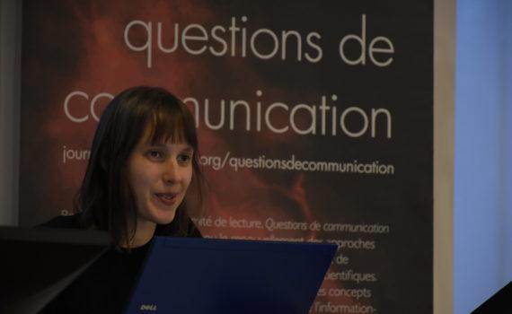 Marie-Noëlle Doutreix s'intéresse aux bots Wikipédia
